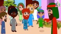 Prophet Muhammad (s) Ep 01 | Prophet story (Islamic cartoon No Music) by George Sikorski
