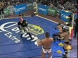 AAA-Sin Limite 2009.07.12  Tepeapulco  05 El Elegido, Extreme Tiger & Marco Corleone vs. La Yakuza
