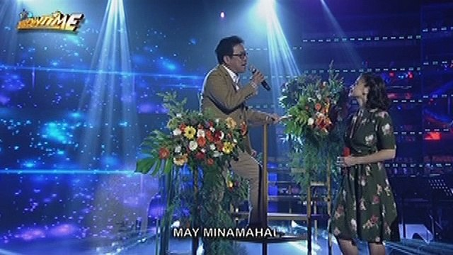 It's Showtime: Anne sings with OPM icons