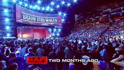 Braun Strowman VS Roman Reigns promo GBOF