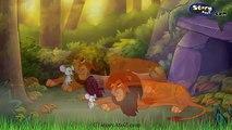 Et souris Court histoires le le le le la souris lion et lion Panchatantra Hindi