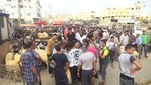 Gazze'de Kurban Bayramı Hazırlıkları