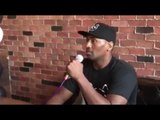 Metta World Peace on Jeron Artest
