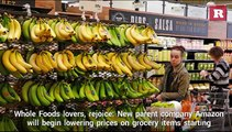 Amazon is lowering Whole Foods prices | Rare News