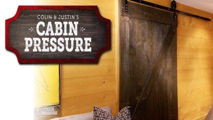Barn Door Accent - Cabin Pressure