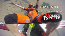 Top 10 Extreme Sports | BEST OF THE WEEK | 2017 n°11 - Riders Match