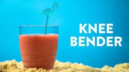 Knee Bender Frozen Rum Cocktail