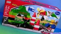 Avions course course lego deux disney Ripslinger air à double lego 10510 e08