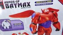 Armure gros héros miel citron jouets vers le haut en haut Disney 6 baymax action figure hiro hamada