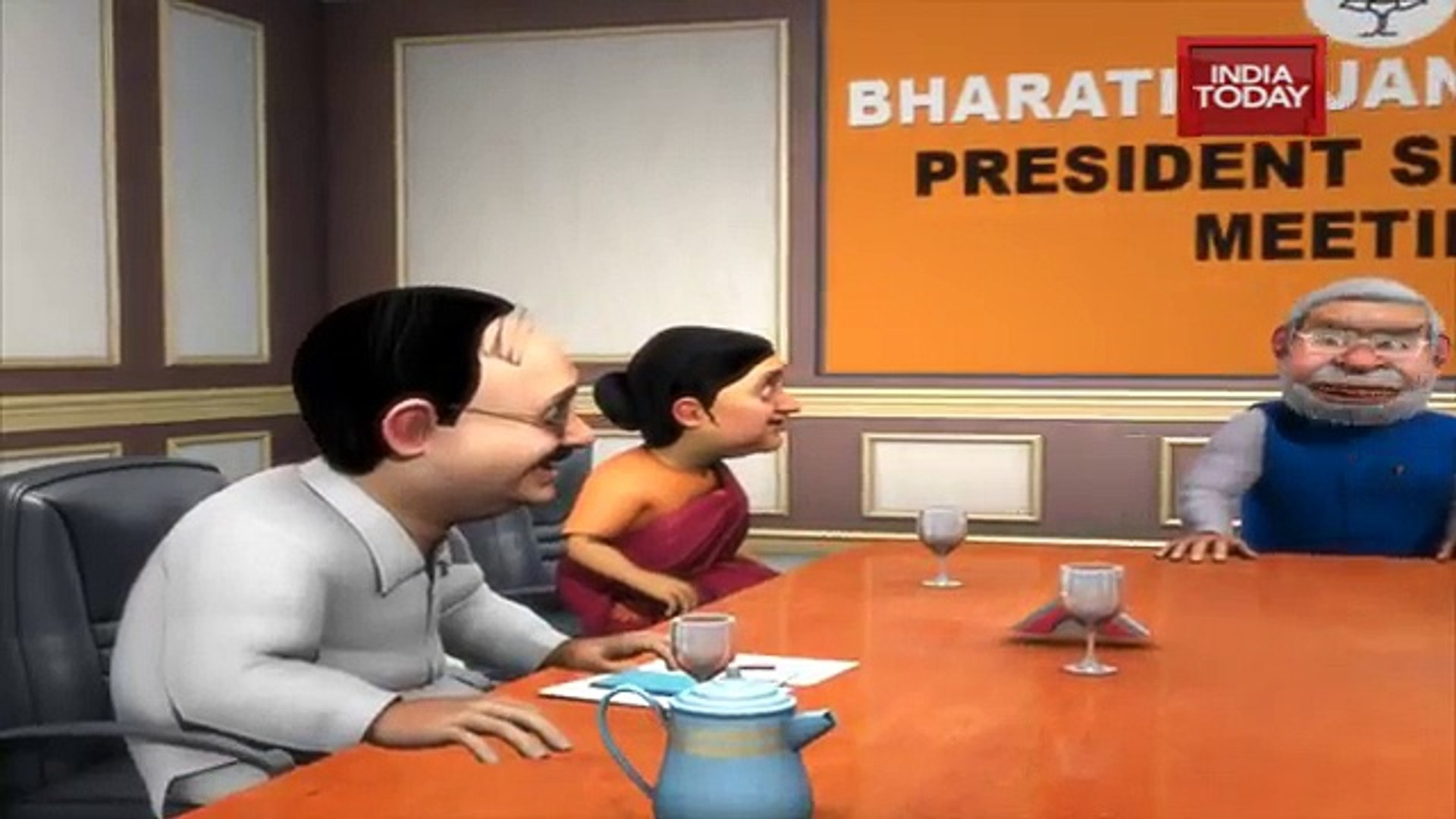 So Sorry -funny Rahul Govind Nahi Kovind Hai Ye