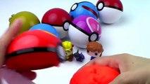 Boîte de des œufs aller la magie Magie ouverture jouet jouets Pokémon surprise pokeball pokebolas sorpresa