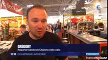 Châlons Web Radio sur France 3 Champagne Ardenne #foiredechalons