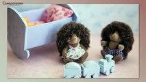 Una y una en un tiene una un en y bebé Bricolaje muñecas para cómo hacer para para cómo hacer un muñeco de cuna cuna / cuna