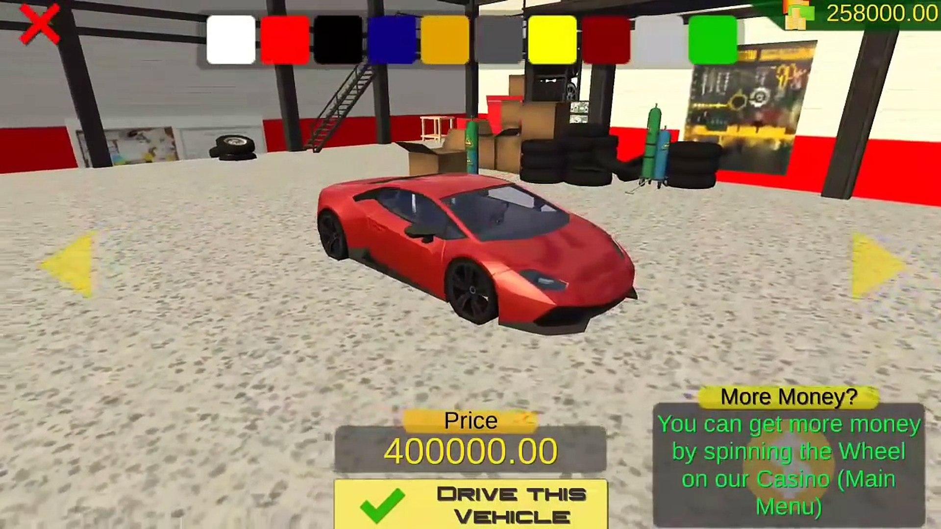 Просто водить машину имитатор Hd h андроид Игры гоночный Игры полный Hd h видео