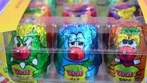 Y aplicación huevos huevos huevos gratis dentro sorpresa juguetes con Yowie ™ chocolate choco animal fo