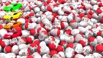 Couleur biscuit des œufs Apprendre foudre avec 1000 kinder surprise mcqueen 1000 surprise mo