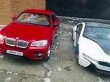 Jai le neige rc BMW X6 Rastar 1: 14-neige / glace sur