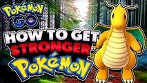 Pokemon Go Tips & Tricks - Higher CP Pokemon, Faster Leveling, Hatching Eggs & Gym Battlin