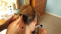Un à par par conception conception facile cheveux Comment faire faire à Il Chignon sweethearts
