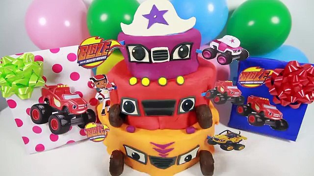 Blaze And The Monster Machines Birthday Blaze And The Monster Machines Cake - Birthday Cak