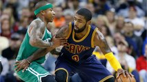 Kyrie Irving-Isaiah Thomas Trade Off?