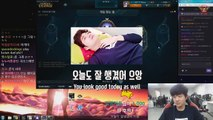 (Eng sub) Bang gets attacked by a stranger while streaming?! [ Bangs Talk ]