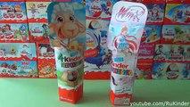 Dix Nouveau Kinder Surprise collection de moutons Winx 2008 Retro Septembre Kazan https://vk.com/la