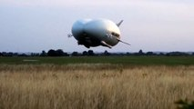 Famous airships zeppelins. Flights and crash
