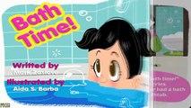 Bébé bain temps mignonne enfants des jeux un histoire vidéo pour enfants par