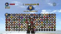 LEGO Marvel Superheroes - IRON MAN BLACK & RED MARK 42 FREE ROAM GAMEPLAY (MOD SHOWCASE)
