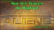 Sur la Trace des Aliens - Sur les traces du Bigfoot