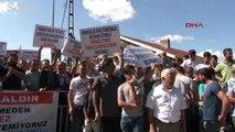 Üsküdar'da eylemcilere polis müdahale etti