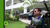 Ironman à l'indien : un homme propose un nouvel uniforme pour les soldats