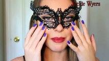 The Vampire Diaries Katherine / Nina Dobrev Masquerade Ball Makeup Tutorial!