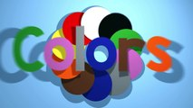 Les couleurs couleurs enfants Apprendre infirmière préscolaire chansons enseigner à Il les tout-petits collection     chuchutv