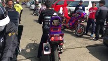 Une Japon : compétition de création de musique à l'aide du bruit des motos