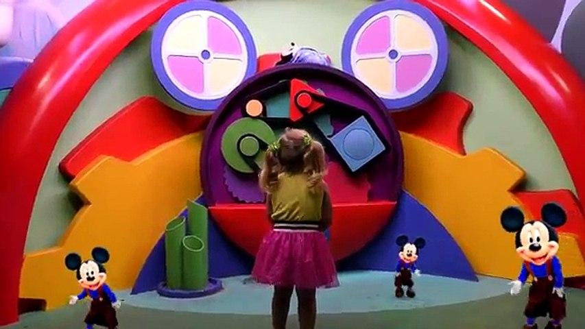 Júnior vídeos en en ✿ de dibujos animados princesa Diana de Mickey Mouse Dr. felpa disney