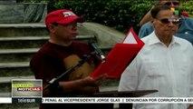 teleSUR noticias. Venezuela rechaza sanciones de Estados Unidos