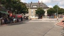 Une trentaine de participants à la course de caisses à savon de Condé-sur-Noireau