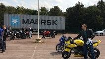 33e rassemblement motos de la Licorne