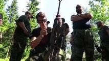 Biggest Milsim in Europe - BERGET 14 - Part 2 Airsoft Sniper Gameplay