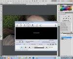 Photoshop Glamorous Portrait Editing using Dodge and Burn