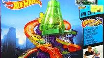 Transportista caliente ruedas y coches calientes VILS juguete transportador ogrooomny VILS cartón caliente turbo