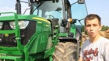 On a testé le baptême en tracteur au comice agricole