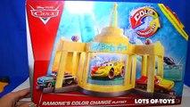 Arte cuerpo coches Cambiadores de Casa relámpago de Disney color ramone mcqueen mater ramone