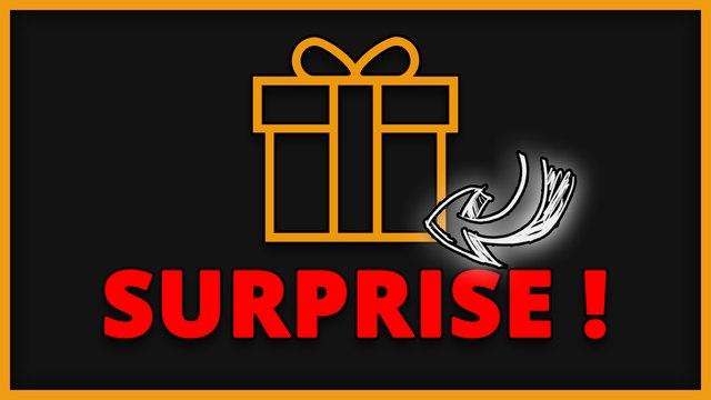 SURPRISE ! (Concours)