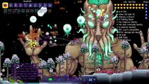 Terraria: Earth Vs All Bosses- Modded Bosses Included