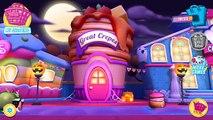 Jeu fête effrayant monde Halloween shopkins halloween bowling