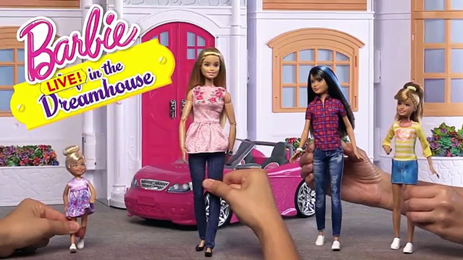Doctor Barbie | Barbie LIVE! in the Dreamhouse | Barbie
