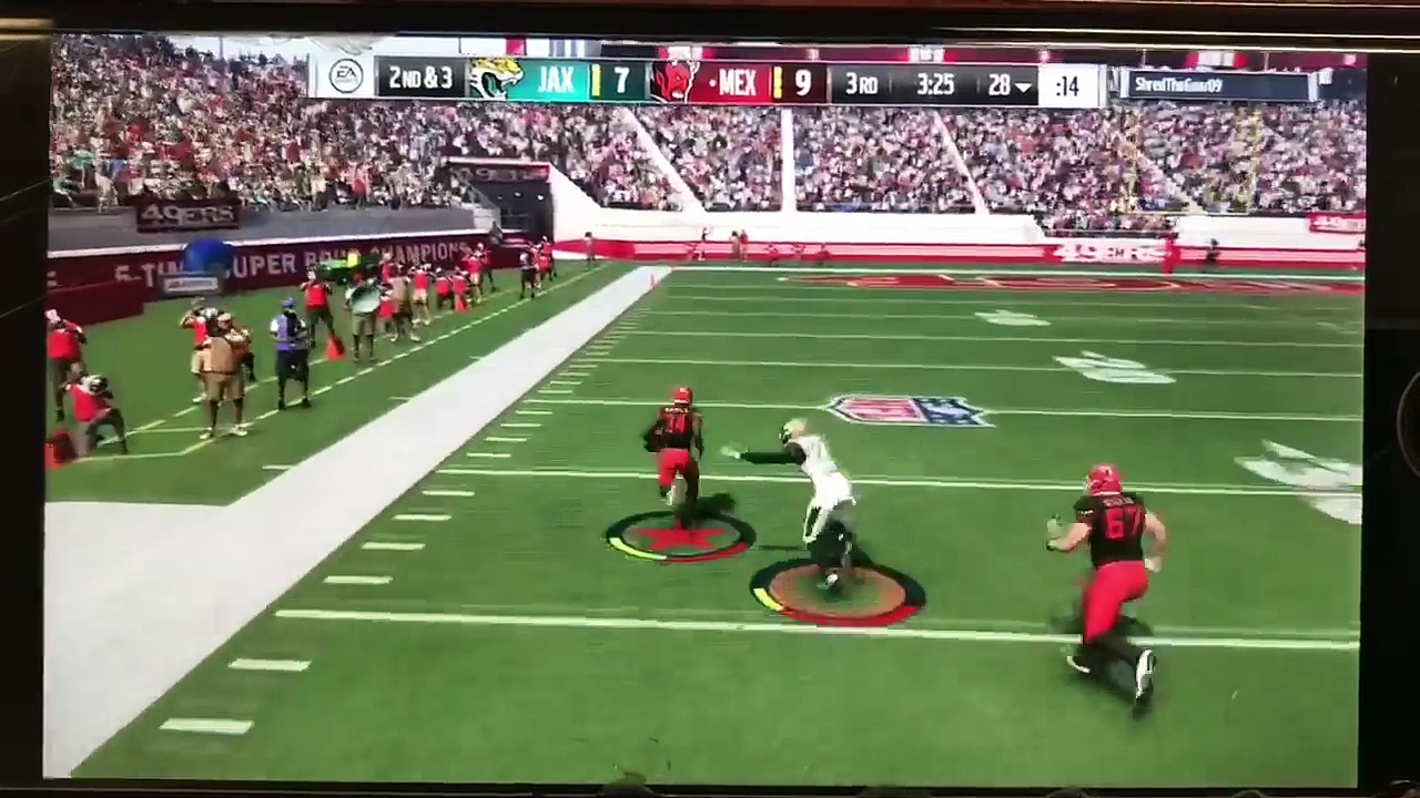 Madden 17 NOT Top 10 Plays of the Week Episode 19 – BREAKING THE NFL RULEBOOK